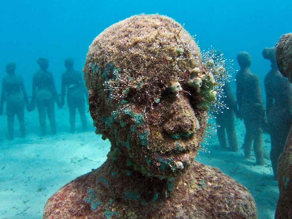 Jason deCaires Taylor is Saving Coral Reefs by Creating ...