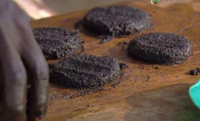 These Burgers contain over 500,000 Midge flies
