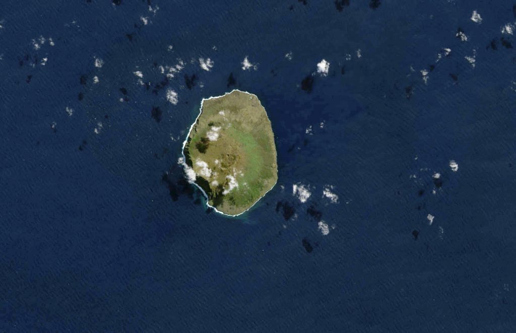 Amsterdam: The Lonely Island. Source: US Military